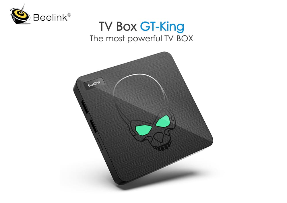 Beelink GT-King - Is It Really The Most Powerful TV Box?