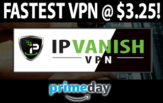VPN Prime Day Deal