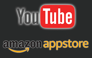 youtube amazon app store