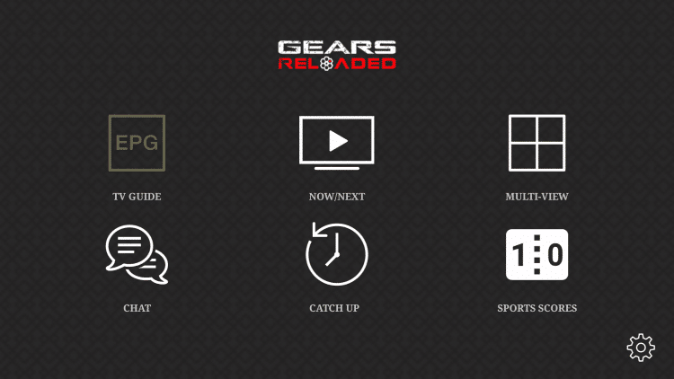 gears reloaded is now successfully installed
