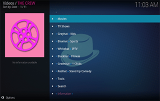 The-Crew-Kodi-Addon