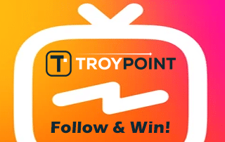 TROYPOINT Instagram Contest