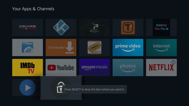 scroll to bottom and select unlockmytv