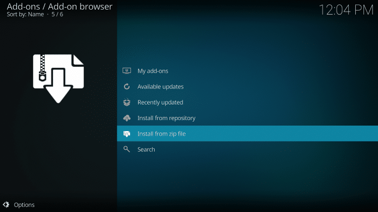 How To Install Kodil Repo on Firestick, Fire TV, & Android Box