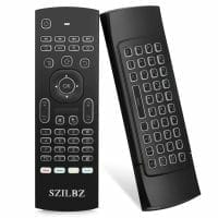 MX3 Pro Mini Keyboard Backlight Air Remote Mouse