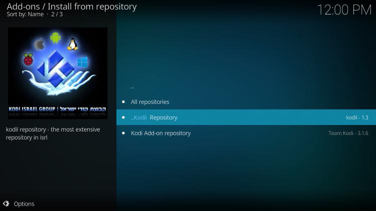 Click Kodil Repository
