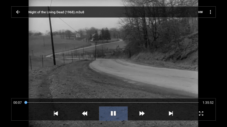 You can now enjoy MX Player as your default media player.