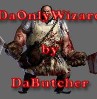 DaButcher Wizard Logo