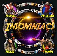 Insomniacs Wizard Logo