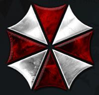 Raccoon City Wizard Logo
