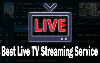 best live tv streaming service
