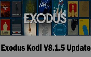 exodus kodi update