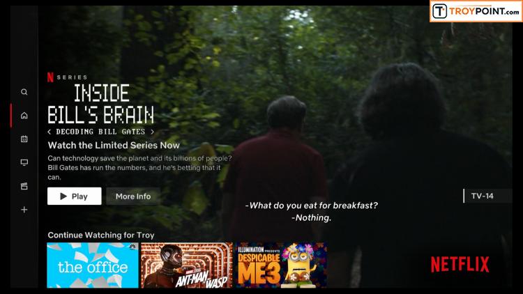 Play Netflix Media