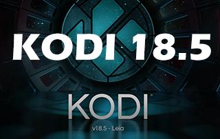 Kodi 18 Release