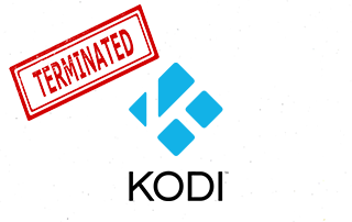 kodi repositories shut down