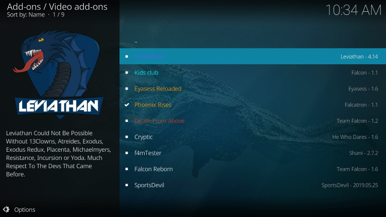 Choose Leviathan