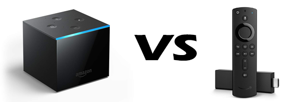 New Fire TV Cube VS Fire TV Stick 4K