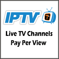 IPTV for Live Channels and Pay Per View
