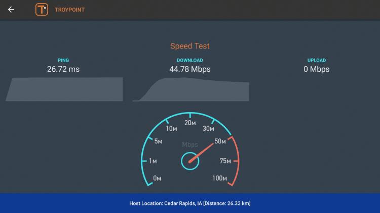 Speed Test Tool