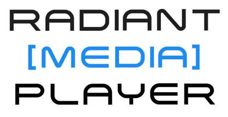 Radian Media Player logo