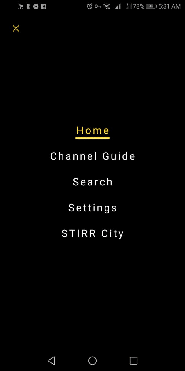 Step 10b.0- How to Install STIRR on Android Device