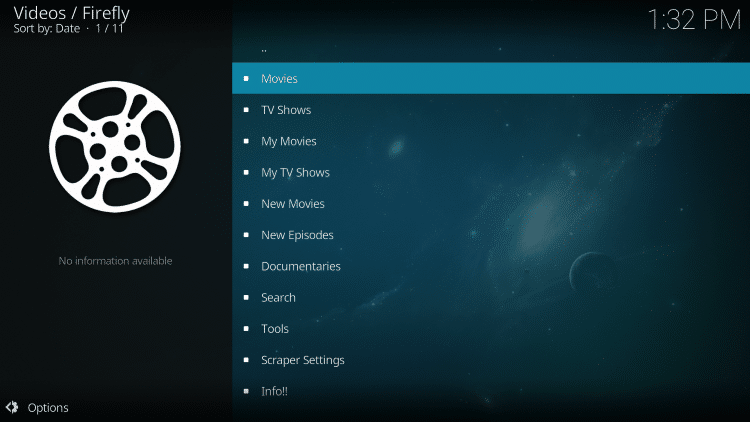 we have included Firefly in the TROYPOINT's Best Kodi Add-ons List.
