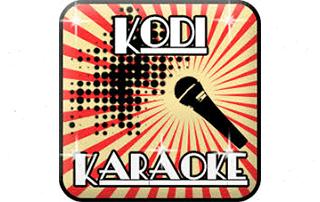 kodi karaoke