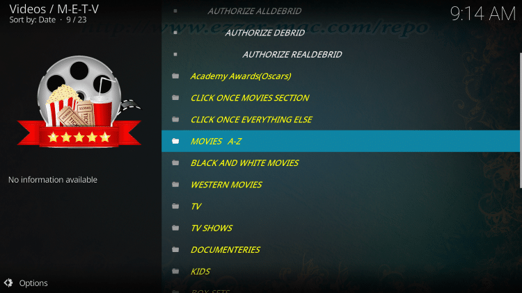 metv is one of troypoints best kodi addons