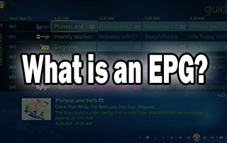 what is an epg