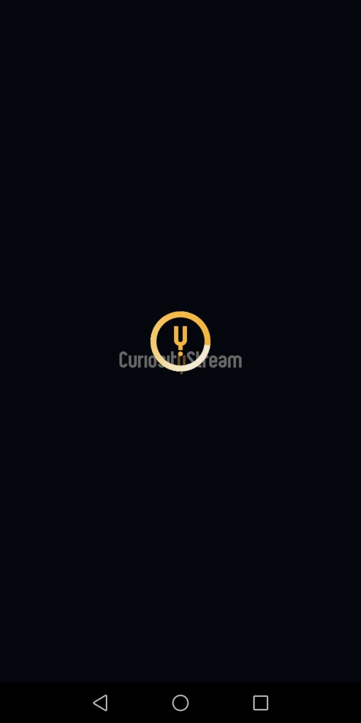 Step 5 - How to Install CuriosityStream on Android