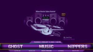plutonium kodi build music