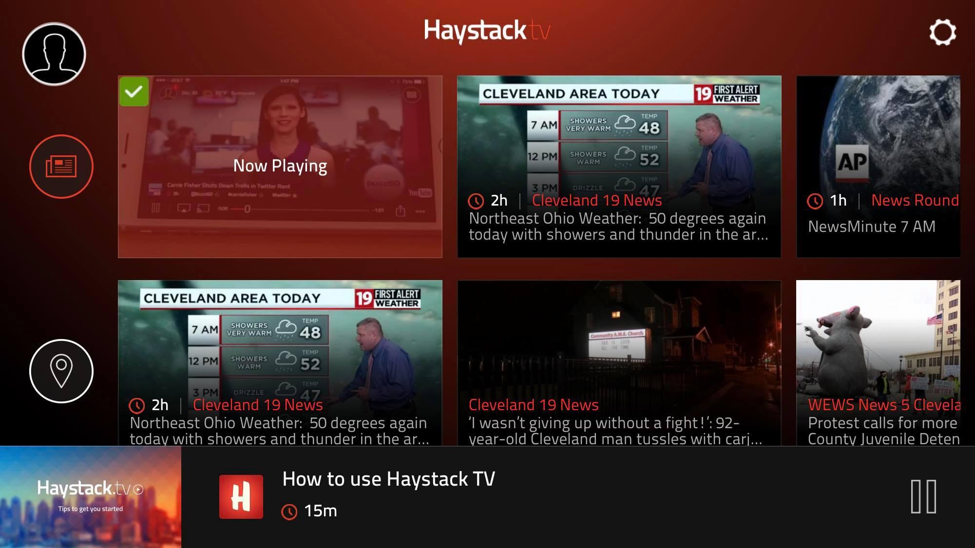 Step 14 - Haystack TV iOS Device Installation Guide