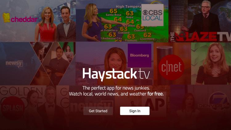 Step 6.1 - Haystack TV APK Firestick:Fire TV Installation Guide