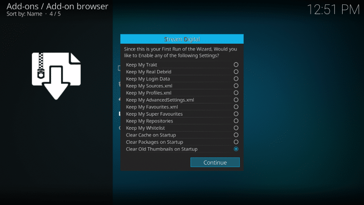 How to install BK Knox Kodi Build on Fire Stick / Fire TV (Update 2020)