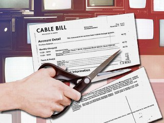 cut your cable bill and save money
