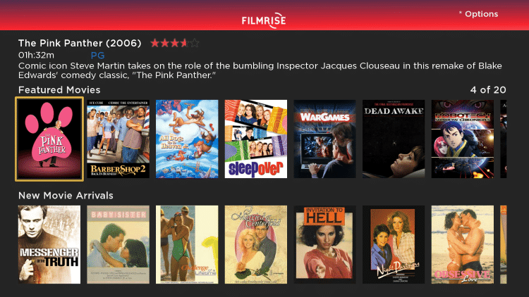 That's it! You have successfully added FilmRise on your Roku device