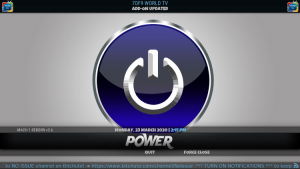 mach lite kodi build power