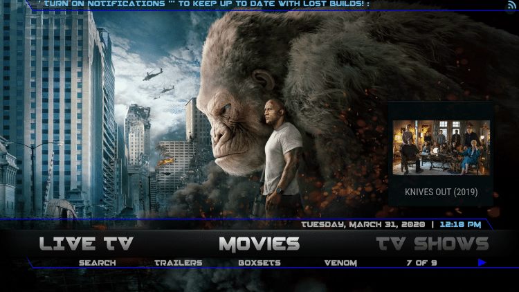 For these reasons and more, Maze is considered one of the Best Kodi Builds by TROYPOINT.
