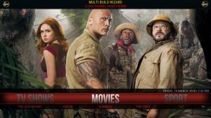 silvo kodi build movies