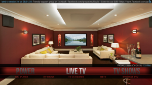 silvo kodi build live tv