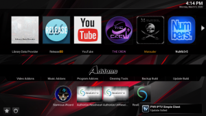 slamious build addons