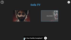sofa tv categories