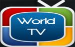 world tv kodi addon
