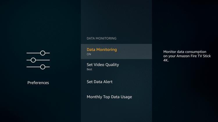 Step 9 - Modify privacy settings