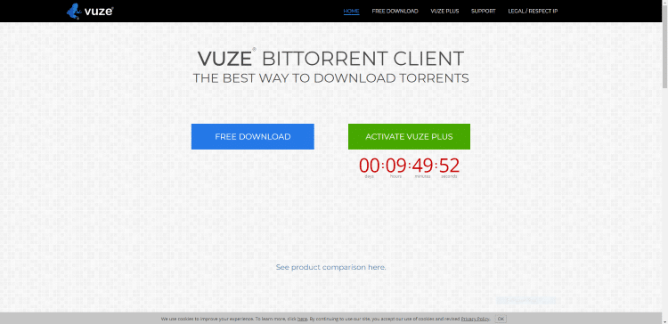 best torrent client vuze