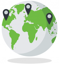 IPVanish operates its own network that offers over 40,000 IP addresses including over 1,000 servers in 60 different countries.