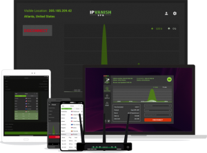 One of the best features of IPVanish VPN is its user-friendly apps that are available for download on most devices.