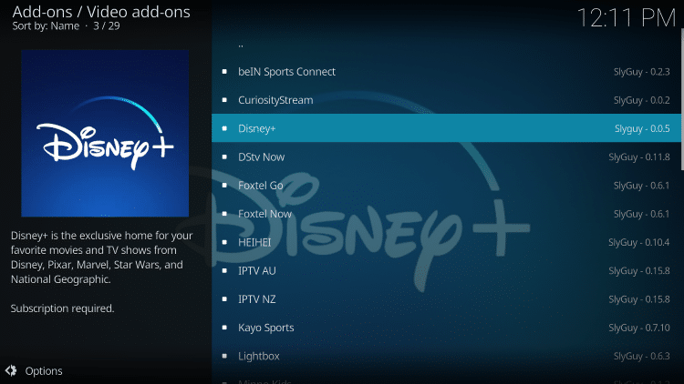 How to Install Disney Plus Kodi Addon on Firestick, Fire TV, and ...