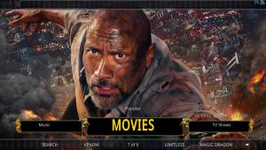 nefarious kodi build movies