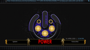 nefarious kodi build power